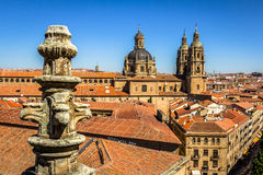 Salamanca Pontifical University Royalty Free Stock Images