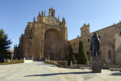 Salamanca. San Esteban Royalty Free Stock Photos