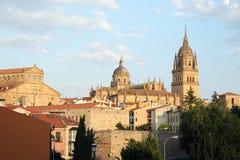 Salamanca Skyline Royalty Free Stock Image