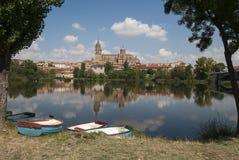 Salamanca, Spagna Fotografia Stock Libera da Diritti