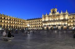 Salamanca, Spain. Stock Photos