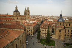 Salamanca.Spain Stock Photography