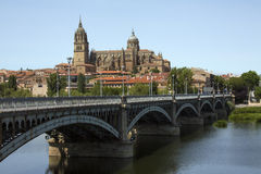 Salamanca - Spain Stock Photography