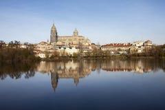 Salamanca in Spain Stock Image
