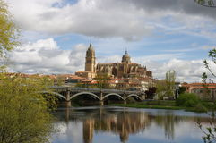 Salamanca, Spain Fotografia de Stock Royalty Free