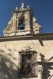 Salamanca Spain: Convento de la Anunciacion, historic church Royalty Free Stock Images