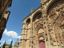 Salamanca, Spain Royalty Free Stock Images