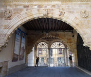 Salamanca, Spain Royalty Free Stock Image