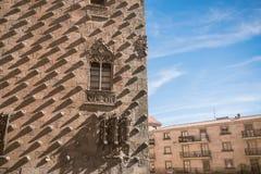 Salamanca, Spanien Lizenzfreies Stockfoto