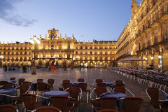 Salamanca, Spanien Lizenzfreie Stockfotos
