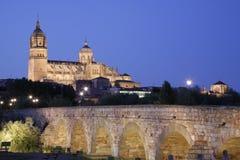 Salamanca, Spanien Stockbild