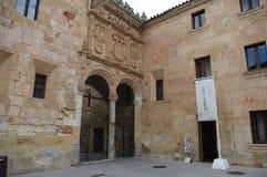 Salamanca, Spanje Stock Afbeelding