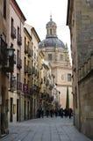 Salamanca, Spanje Stock Fotografie