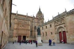 Salamanca, Spanje Stock Foto
