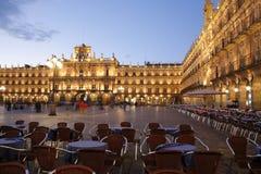 Salamanca, Spanje Royalty-vrije Stock Foto's