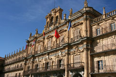 Salamanca square Royalty Free Stock Photography