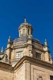 Salamanca - Universidad Pontificia Immagini Stock Libere da Diritti
