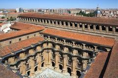 Salamanca - Universidad - Spain Stock Image