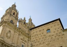 Salamanca University Stock Images