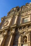 Salamanca University Facade Royalty Free Stock Photography