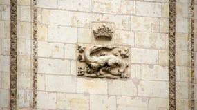 Salamander bei Chateau de Blois in Loir-Tal Lizenzfreie Stockfotografie