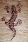 Salamandra interior original del decorational Imagen de archivo