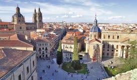 Salamanque, Espagne photos libres de droits
