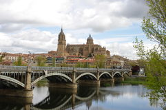 Salamanque Espagne Images libres de droits
