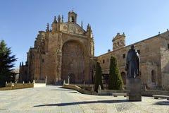 Salamanque. San Esteban Photos libres de droits