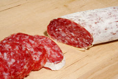 Salame Royalty Free Stock Photography