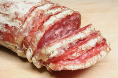 Salame Royalty Free Stock Photos