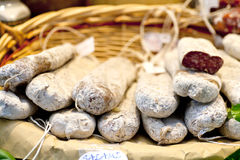 Salame Stock Images