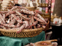 Salame Stock Photos