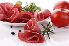 Salami Stock Image