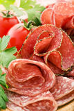 Salami Royalty Free Stock Image