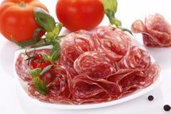 Salami Royalty Free Stock Image