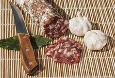 salami Photos stock