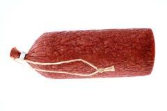 Salami da paprika Imagens de Stock Royalty Free