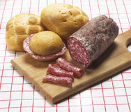 Salami italien photos stock