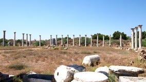 Salami ruiny Zdjęcia Stock