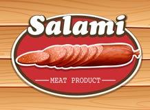 Salami Stock Photography