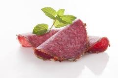 Salami stock photos