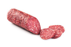 Salami Royalty Free Stock Photo