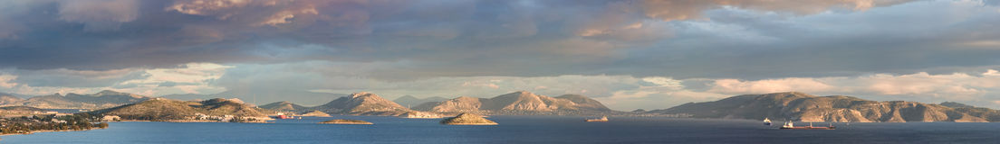 Salamina Island Stock Photography