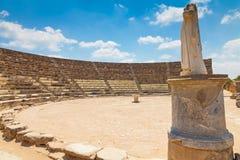 Salamis Ruins Royalty Free Stock Image