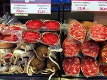Salamis, Saint Josep Market, Barcelona Stock Image