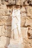 Salamiskulptur Arkivfoto
