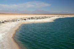 Salar d'Atacama Images stock