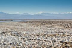 Salar de Atacama Images libres de droits