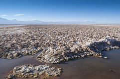 Salar de Atacama Photo stock